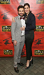 """Brandon Uranowitz and Stephanie J. Block attends The Opening Night of the New Broadway Production of  """"Miss Saigon""""  at the Broadway Theatre on March 23, 2017 in New York City"""