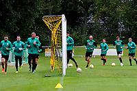 NORG - Voetbal, Trainingskamp FC Groningen, voorbereiding seizoen 2018-2019, 10-07-2018,  warming up