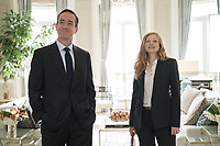 SUCCESSION (season 1)<br /> MATTHEW MACFAYDEN, ALAN RUCK<br /> *Filmstill - Editorial Use Only*<br /> CAP/FB<br /> Image supplied by Capital Pictures