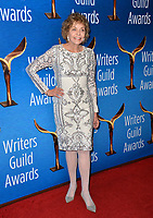 LOS ANGELES, CA. February 17, 2019: Joan Meyerson at the 2019 Writers Guild Awards at the Beverly Hilton Hotel.<br /> Picture: Paul Smith/Featureflash
