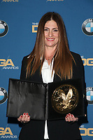 BEVERLY HILLS, CA - FEBRUARY 3: Niki Caro in the press room at the 70th Annual DGA Awards at The Beverly Hilton Hotel in Beverly Hills, California on February 3, 2018. <br /> CAP/MPI/FS<br /> &copy;FS/MPI/Capital Pictures