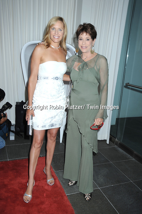 Arianne Zucker & Louise Sorel attending The TV Academy's Programming Peer Group cocktail Reception in honor of the 2010 nominees on June 24, 2010 at the SLS Hotel in Beverly Hills in California . .Robin Platzer/ Twin Images
