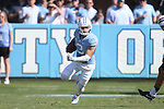 24 September 2016: UNC's Ryan Switzer. The University of North Carolina Tar Heels hosted the University of Pittsburgh Panthers at Kenan Memorial Stadium in Chapel Hill, North Carolina in a 2016 NCAA Division I College Football game. UNC won the game 37-36.