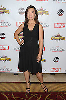 LOS ANGELES, CA - SEPTEMBER 19: Ming-Na Wen at the premiere of ABC's 'Agents of Shield' Season 4 at Pacific Theatre at The Grove on September 19, 2016 in Los Angeles, California.  Credit: David Edwards/MediaPunch