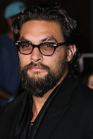 """WESTWOOD, LOS ANGELES, CA, USA - MARCH 18: Jason Momoa at the World Premiere Of Summit Entertainment's """"Divergent"""" held at the Regency Bruin Theatre on March 18, 2014 in Westwood, Los Angeles, California, United States. (Photo by Xavier Collin/Celebrity Monitor)"""