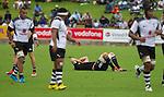 Hayen Triggs. Maori All Blacks vs. Fiji. Suva. MAB's won 27-26. July 11, 2015. Photo: Marc Weakley