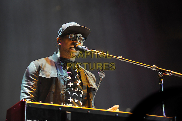 LONDON, ENGLAND - January 10: PJ Morton (Paul Morton Jr) performs in concert at the o2 Arena on January 10, 2014 in London, England<br /> CAP/MAR<br /> &copy; Martin Harris/Capital Pictures