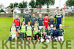 Under 13's enjoying the St Pats Blennervile  Cul Camp on Tuesday