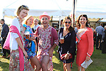 at the Bellewstown Races 2011...(Photo credit should read Jenny Matthews www.newsfile.ie)....This Picture has been sent you under the conditions enclosed by:.Newsfile Ltd..The Studio,.Millmount Abbey,.Drogheda,.Co Meath..Ireland..Tel: +353(0)41-9871240.Fax: +353(0)41-9871260.GSM: +353(0)86-2500958.email: pictures@newsfile.ie.www.newsfile.ie.
