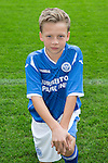 St Johnstone FC Academy Under 11's<br /> Lewis Bennett<br /> Picture by Graeme Hart.<br /> Copyright Perthshire Picture Agency<br /> Tel: 01738 623350  Mobile: 07990 594431
