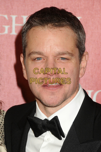 2 January 2016 - Palm Springs, California - Matt Damon. 27th Annual Palm Springs International Film Festival Awards Gala held at the Palm Springs Convention Center.  <br /> CAP/ADM/BP<br /> &copy;BP/ADM/Capital Pictures