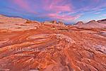 Dawn, White Pocket, Vermillion Cliffs National Monument, Paria Plateau, Arizona