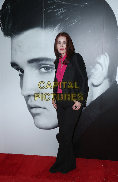 17 June 2014 - Las Vegas, Nevada - Priscilla Presley. 2014 Licensing Expo celebrity appearances day 1 at Mandalay bay Convention Center. <br /> CAP/ADM/MJT<br /> &copy; MJT/ADM/Capital Pictures