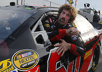 Feb 11, 2007; Daytona, FL, USA; Nascar Nextel Cup driver Boris Said (60) during qualifying for the Daytona 500 at Daytona International Speedway. Mandatory Credit: Mark J. Rebilas
