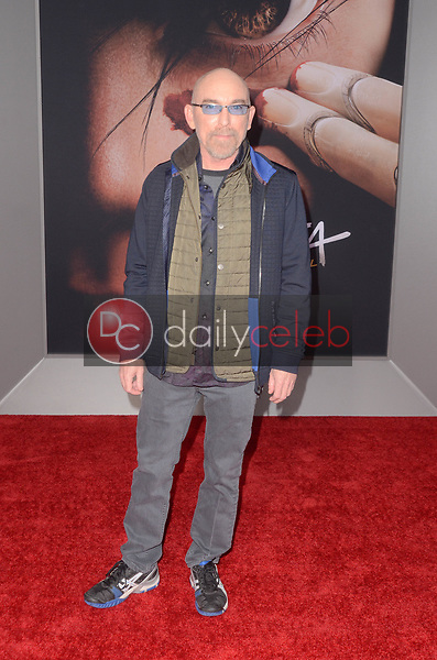 "Jackie Earle Haley<br /> at the ""Alita Battle Angel"" Premiere, Village Theater, Westwood, CA 02-05-19<br /> David Edwards/DailyCeleb.com 818-249-4998"