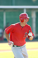 Mike Trout - Los Angeles Angels, 2009 Instructional League.Photo by:  Bill Mitchell/Four Seam Images..