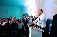 NAPOLI CONVEGNO PDL.NELLA FOTO  ANGELINO ALFANO.FOTO CIRO DE LUCA.