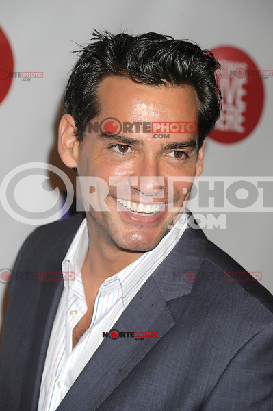 Cristian de la Fuente at the Univision Upfront 2012 reception at Cipriani 42nd Street on May 15, 2012 in New York City. ©mpi01/MediaPunch Inc
