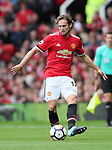 Manchester United's Daley Blind in action during the premier league match at Old Trafford Stadium, Manchester. Picture date 13th August 2017. Picture credit should read: David Klein/Sportimage