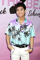 """LOS ANGELES - MAR 8:  Gabe De Guzman at the """"To the Beat! Back 2 School"""" World Premiere Arrivals at the Laemmle NoHo 7 on March 8, 2020 in North Hollywood, CA"""