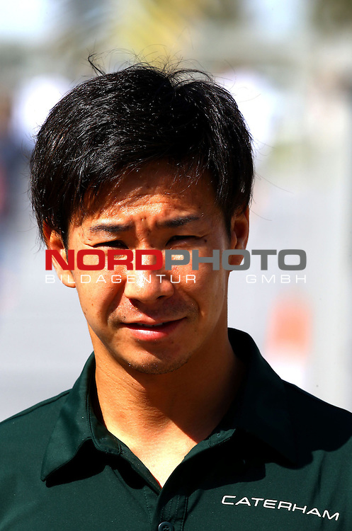 Kamui Kobayashi (JPN), Caterham F1 Team<br /> for the complete Middle East, Austria &amp; Germany Media usage only!<br />  Foto &copy; nph / Mathis
