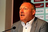 30 KM<br /> GRONINGEN - VOETBAL , Presentatie Ron Jans als Technisch manager VAN FC Groningen, 20-06-2017
