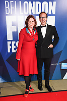 Clare Stewasrt at the 2017 BFI London Film Festival Awards at Banqueting House, London, UK. <br /> 14 October  2017<br /> Picture: Steve Vas/Featureflash/SilverHub 0208 004 5359 sales@silverhubmedia.com