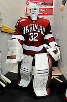 NCAA Hockey 2013: Harvard @ Boston Univ.