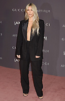 LOS ANGELES, CA - NOVEMBER 04: TV personality Kim Kardashian attends the 2017 LACMA Art + Film Gala Honoring Mark Bradford and George Lucas presented by Gucci at LACMA on November 4, 2017 in Los Angeles, California.<br /> CAP/ROT/TM<br /> &copy;TM/ROT/Capital Pictures