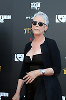 LOS ANGELES - SEP 13:  Jamie Lee Curtis at the 2019 Saturn Awards at the Avalon Hollywood on September 13, 2019 in Los Angeles, CA