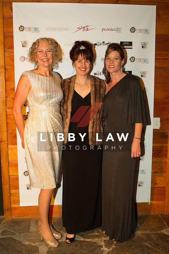 2013: QUEENSTOWN - Charley's 40TH Birthday: RED CARPET SHOW EXTRAVAGANZA (Thursday 18 July) Moonlight Country