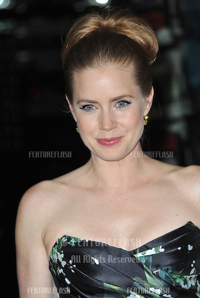 "Amy Adams at the AFI Fest premiere of her movie ""On The Road"" at Grauman's Chinese Theatre, Hollywood..November 3, 2012  Los Angeles, CA.Picture: Paul Smith / Featureflash"