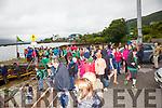 Spectators and crews at the Cahersiveen Regatta on Sunday.