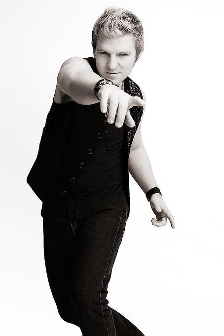 model: Zac Rantz