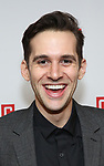 Adam Chanler-Berat attends the Broadway Opening Night After Party for 'Saint Joan' at the Copacabana on April 25, 2018 in New York City.