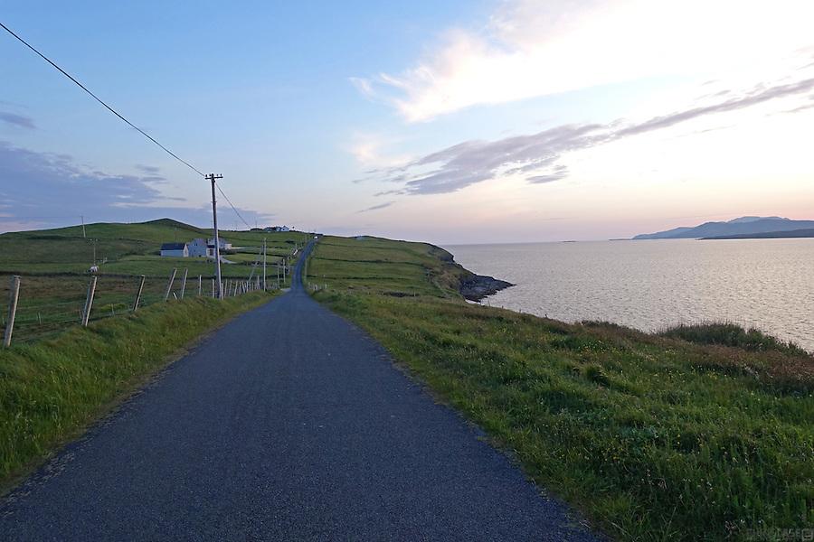 Saint John's Point, County Donegal, Ireland.