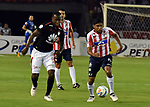 Junior igualó 1-1 ante Independiente Santa Fe. Fecha 14 Liga Águila I-2018.
