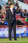 Aitor Karanka, Middlesbrough manager - Middlesbrough vs. Leeds United - Skybet Championship - Riverside Stadium - Middlesbrough - 21/02/2015 Pic Philip Oldham/Sportimage