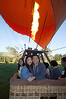 11 December 2017 - Hot Air Balloon Gold Coast & Brisbane