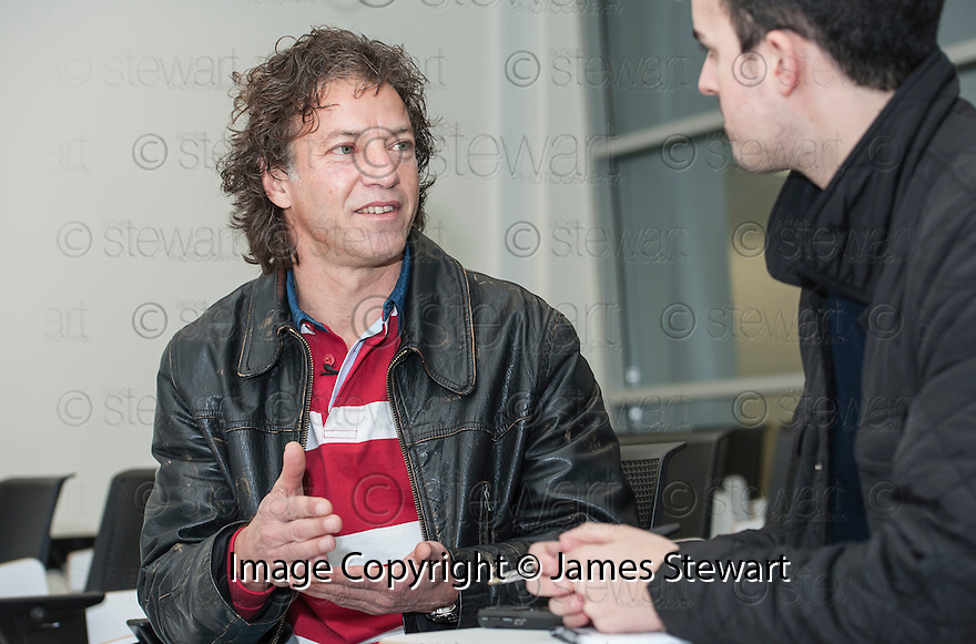 Former Celtic player Jorge Cadete who is now living with his parents after losing his fortune earned as a footballer talks to Scottish Sun reporter Marc Deanie.