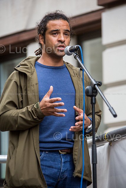 Raphael Rowe, wrongly imprisoned for 12 years as one of the M25 three was released with the help of legal aid<br />