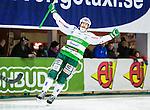 V&auml;ster&aring;s 2015-03-04 Bandy SM-Semifinal 3 V&auml;ster&aring;s SK  - Villa Lidk&ouml;ping BK :  <br /> V&auml;ster&aring;s Mikael Olsson jublar efter sitt 8-0 m&aring;l under matchen mellan V&auml;ster&aring;s SK  och Villa Lidk&ouml;ping BK <br /> (Foto: Kenta J&ouml;nsson) Nyckelord:  Bandy SM SM-Semifinal Semifinal Slutspel Elitserien ABB Arena Syd V&auml;ster&aring;s SK VSK Villa Lidk&ouml;ping jubel gl&auml;dje lycka glad happy