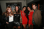 Amanda, Giovanna, To-Tam Sachika, To-Nya Sachika and Liton Attend JONES MAGAZINE PRESENTS SACHIKA TWINS BDAY BASH at SL, NY 12/12/11