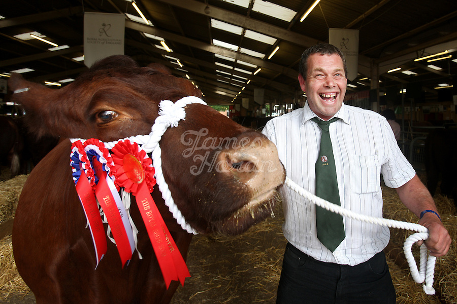 A photo essay by James Horan on the Royal Agricultural show.