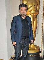Andy Serkis at the Academy of Motioon Pictures Arts &amp; Sciences new member party, Spencer House, St James Place, London, England, UK, on Thursday 05 October 2017.<br /> CAP/CAN<br /> &copy;CAN/Capital Pictures