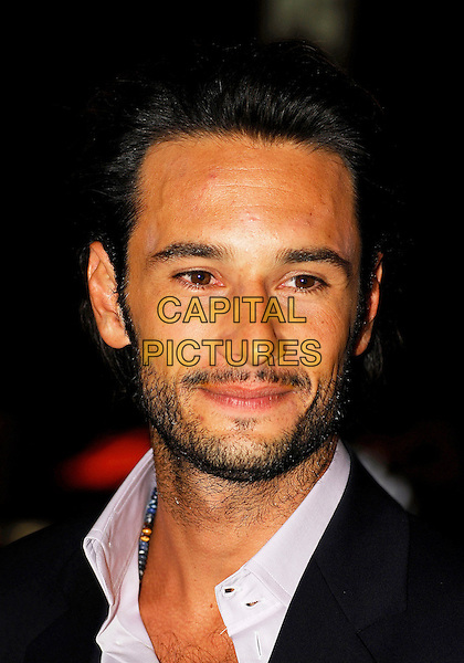 "RODRIGO SANTORO .UK Premiere of ""300"" at Vue West End, Leicester Square, London, UK..March 15th, 2007.headshot portrait stubble facial hair .CAP/IA.©Ian Allis/Capital Pictures"