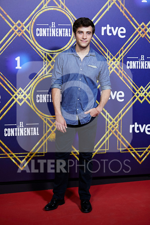Pol Monen attends to 'El Continental' premiere at Callao City Lights cinema in Madrid, Spain. September 13, 2018. (ALTERPHOTOS/A. Perez Meca)