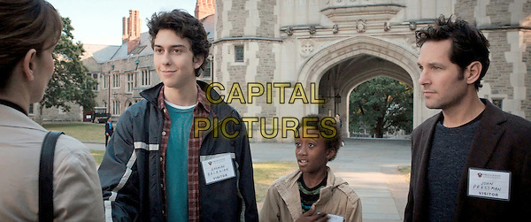 Tina Fey, Nat Wolff, Travaris Spears &amp; Paul Rudd<br /> in Admission (2013) <br /> *Filmstill - Editorial Use Only*<br /> CAP/FB<br /> Supplied by Capital Pictures
