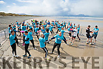 Warming up At the Banna Beast Challenge on Saturday
