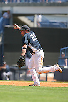 March 17th 2008:  Jason Giambi of the New York Yankees during a Spring Training game at Legends Field in Tampa, FL.  Photo by:  Mike Janes/Four Seam Images